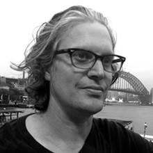 Architect Carl Redfern Sydney Australia