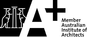 A+ member Australian Institute of Architects AIA
